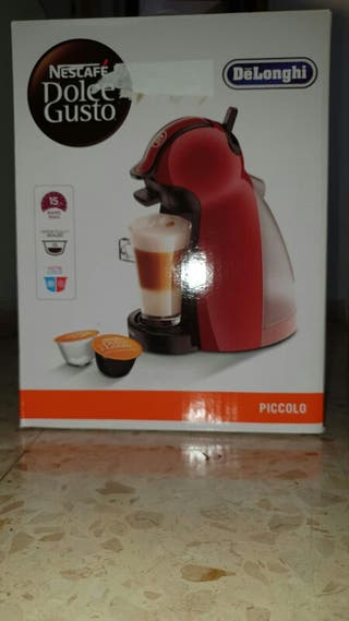 Cafetera DOLCE GUSTO PICCOLO D'longhi 200EDG.200