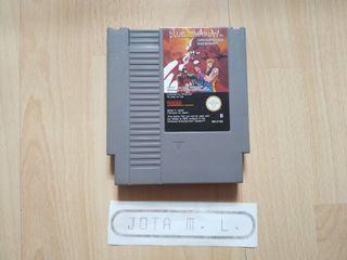 Video juego BlueShadow NES