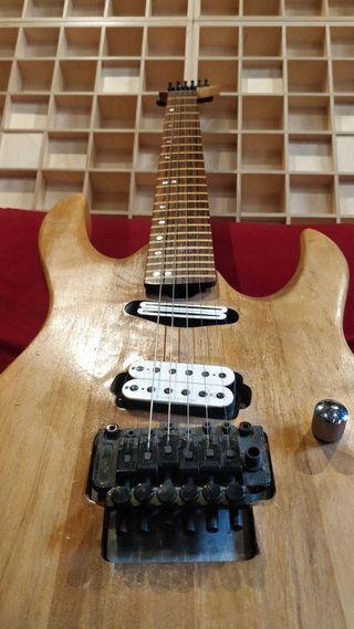 Guitarra Lag Hotline fretless