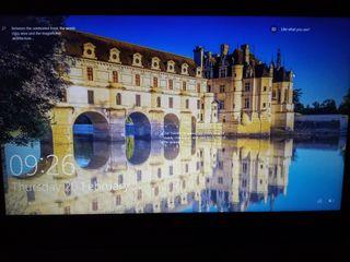 Blue Hp 15.6in laptop