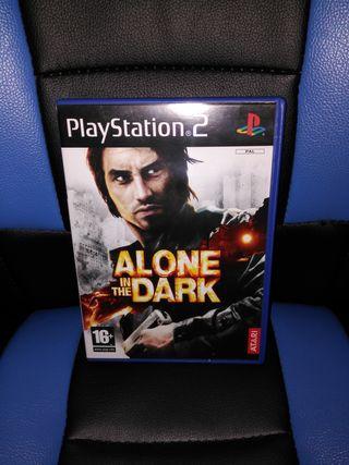 Alone In The Dark Ps2 nuevo!!
