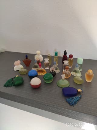Miniaturas de colonia