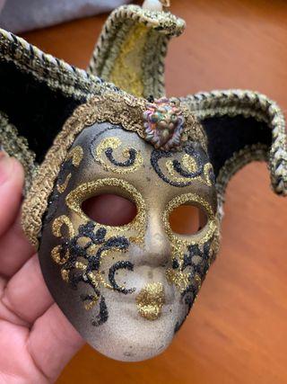 Figura máscara Veneciana