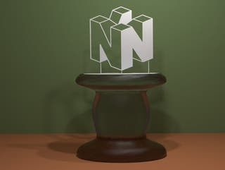 Logo Nintendo 64