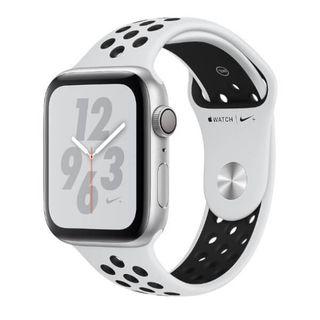 Apple Watch Serie 4. 44 mm Plata.