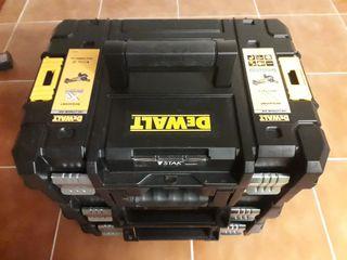 kit de herramientas dewalt batería