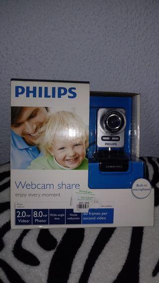 Webcam Philips NUEVA
