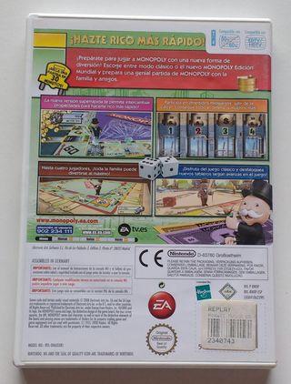 MONOPOLY Nintendo Wii