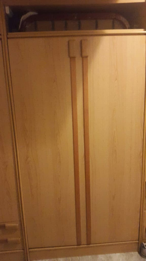 cama Abatible(mueble)de 80×1.80