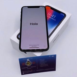 IPHONE X 64GB ORIGINAL FACTURA GARANTÍA