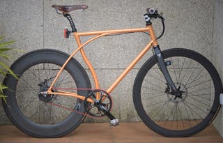 Bici - Fixie - 700C - Fixed - Hecha a mano en PT