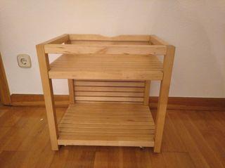 Ikea Molger carrito bajolavabo