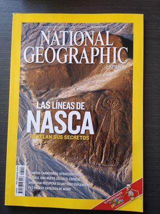 revistas national geographic