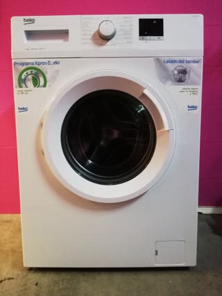 lavadora beko 6 kilos