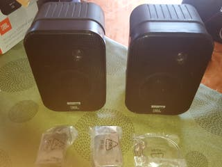 JBL control One altavoces Monitor de audio