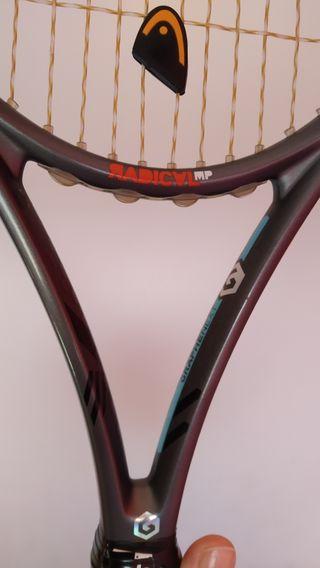 Raqueta de tenis
