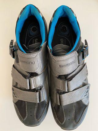 Zapatillas de ciclismo y spinning Shimano