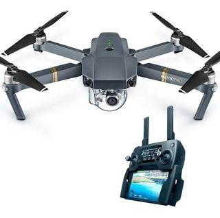 Drone Dji mavic pro con extras