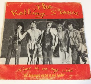 ROLLING STONES Time is on my side Disco Vinilo