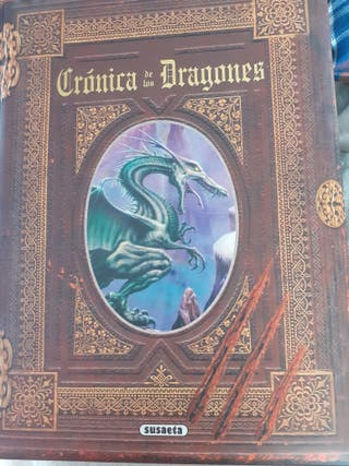 crónica de dragones