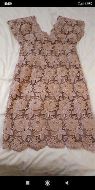 vestido ceremonia Ralph Lauren