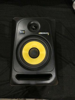 Altavoces / Monitores de estudio KRK RP6 G3