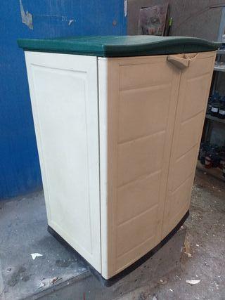 mueble de resina para exterior