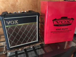 Amplificador Guitarra Vox Mini 5 Rhythm CL