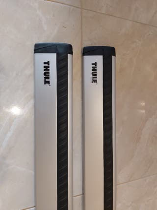 Barras Thule WingBar 961 longitud 1180 mm.