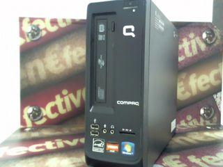 Ordenador Compaq CQ1000pc Dd 500gb Ram 2GB Procesa