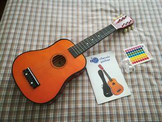 Guitarra infantil, Imaginarium, nueva.