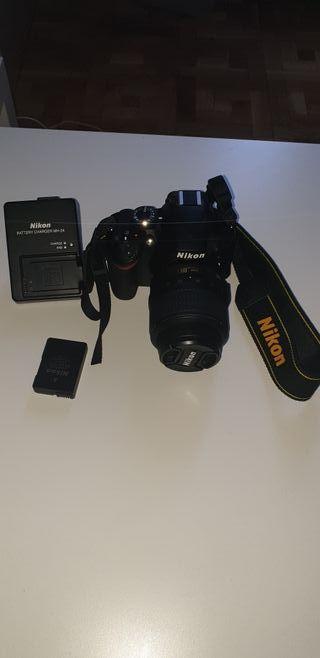 Reflex Nikon D3200