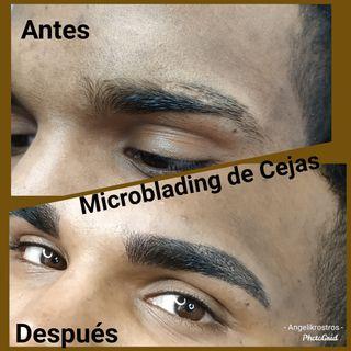 Microblading de Cejas 80€ con un retoque Incluido