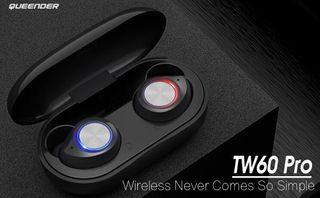 NUEVO - Auriculares inalambricos QueenDer TW60 Pro