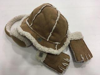 Conjunto de gorro, guantes y orejeras