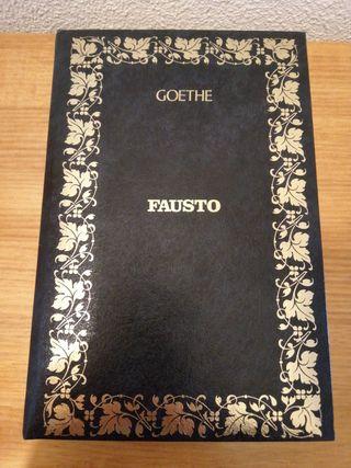 "LIBRO ""FAUSTO"" (GOETHE)"