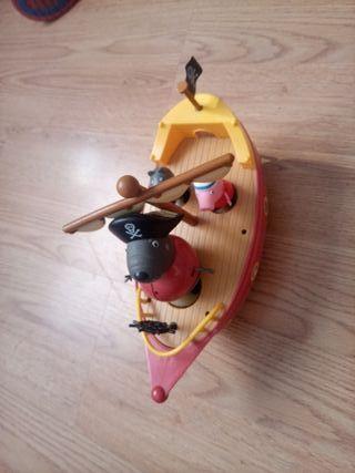 barco de la Pepa
