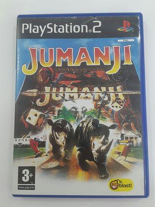 Jumanji Juegos PS2