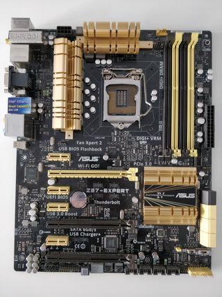 Tarjeta Madre ASUS Z87-EXPERT DDR3 1600 LGA 1150