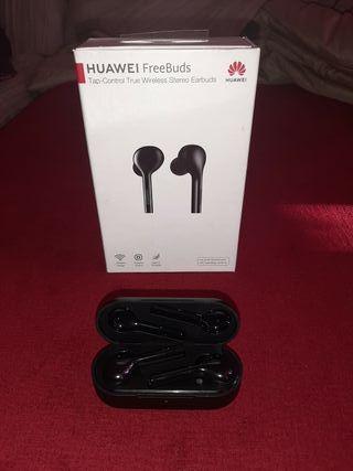 vendo auriculares Huawei FreeBuds
