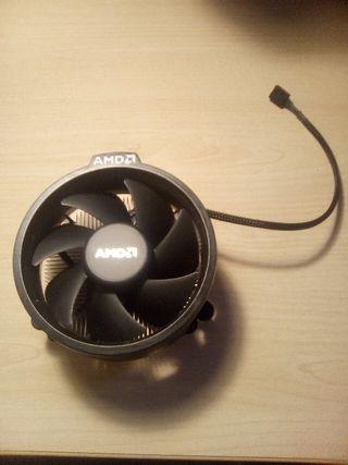 Ventilador para PC AMD Ryzen 3200G