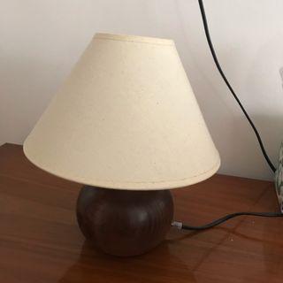 2 lámparas nuevas de mesita de noche