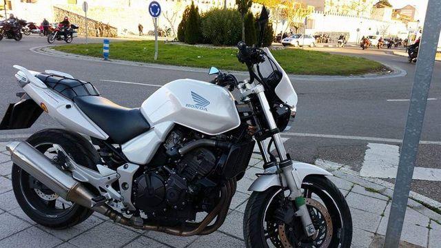 Honda cbf 600 n