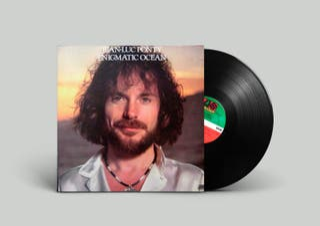 Jean-Luc Ponty Enigmatic Ocean - 1977 - Ed USA