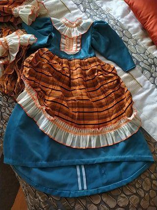 disfraz Mary Poppins talla 2-3