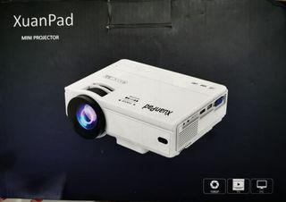 Mini PROYECTOR Portátil XuanPad