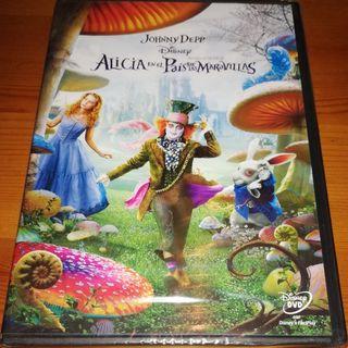 Alicia en el Pais de las Maravillas DVD