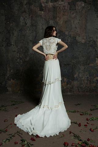 Vestido de Novia Boho Vintage