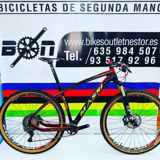 Bicicleta Massi pro sl carbón 29 xtr