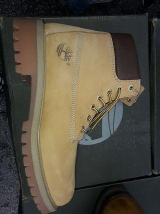 botas Camel n43